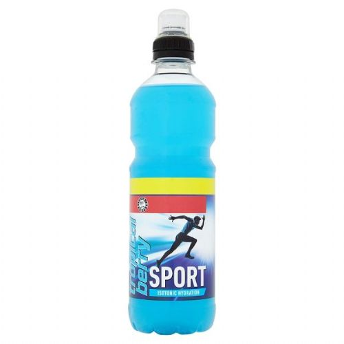 Euro Shopper Tropical Berry Sport Isotonic Hydration  (UK)